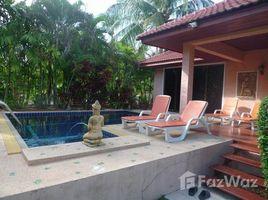 6 ห้องนอน วิลล่า ขาย ใน บ้านใต้, เกาะสมุย Enormous Beach Front Villa