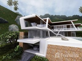 4 Bedrooms Property for sale in Maret, Surat Thani Custom Build Sea View Villa