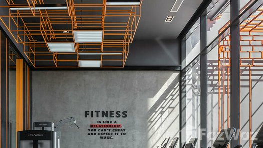 Photos 1 of the Communal Gym at The Line Sukhumvit 101