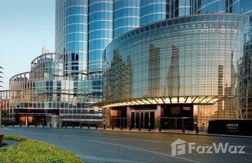 Armani Residence in Burj Vista, Dubai