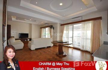 3 Bedroom Condo for rent in Royal River View Condominium, Yangon in ဗိုလ်တထောင်, ရန်ကုန်တိုင်းဒေသကြီး