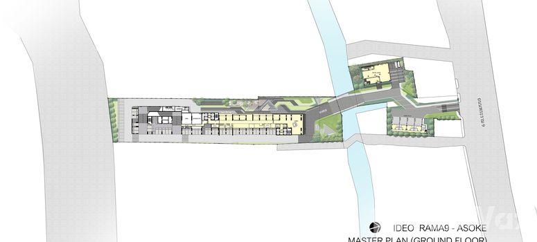 Master Plan of Ideo Rama 9 - Asoke - Photo 1