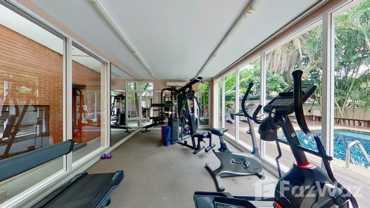 3D Walkthrough of the Gym commun at Baan Suan Greenery Hill