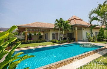 Orchid Palm Homes 4 in Thap Tai, Hua Hin
