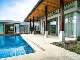 4 Bedrooms Villa for sale in Thep Krasattri, Phuket Botanica The Residence (Phase 4)