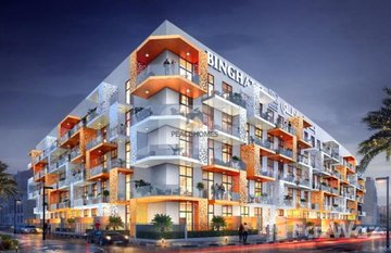District 10 in Tuscan Residences, Dubai