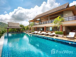 5 Bedrooms Villa for rent in Bo Phut, Koh Samui Crown Jewel of Bophut, 5-Bed Infinity Pool Villa, Best View
