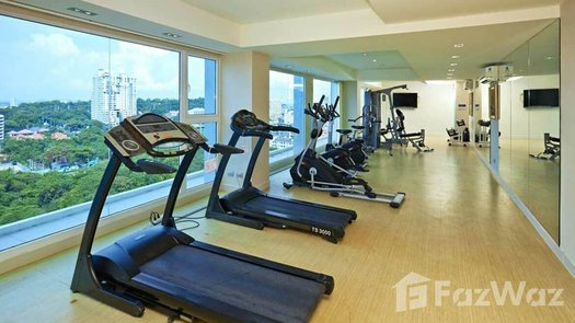 Photos 1 of the Communal Gym at The View Cozy Beach Residence