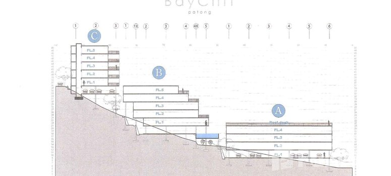 Master Plan of The Baycliff Residence - Photo 1
