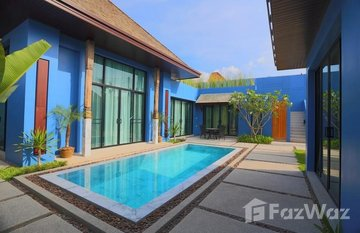 Wings Villas in Choeng Thale, Phuket