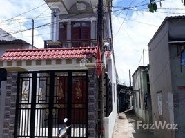 Studio Nhà mặt tiền bán ở Phú Lợi, Bình Dương BÁN NHÀ 1 TRỆT, 1 LẦU HẺM NHỰA THÔNG 5M, DT 86.3M2, GIÁ 2.8 TỶ. LH: +66 (0) 2 508 8780