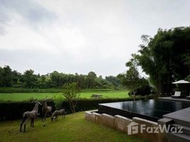 3 Bedrooms Property for sale in Huai Sai, Chiang Mai The luxuries Modern Tropical style Pool Villa for Sale