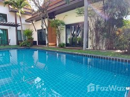 3 Bedrooms House for rent in Nong Prue, Pattaya 3 bed pool villa to rent in Pratumnak