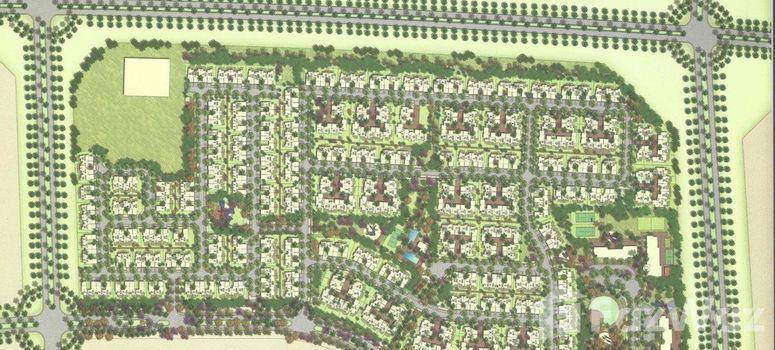 Master Plan of Mira Oasis 2 - Photo 1