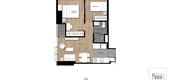 Unit Floor Plans of Wish Signature Midtown Siam