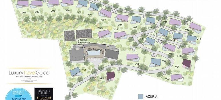 Master Plan of Azur Samui - Photo 1