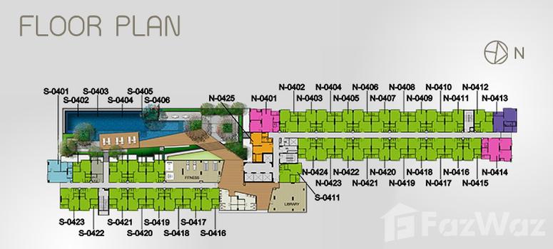 Master Plan of U Delight at Huamak Station - Photo 1