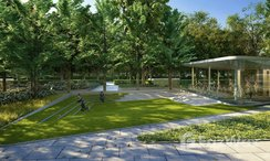 Photos 3 of the Communal Garden Area at Skyrise Avenue Sukhumvit 64