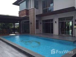 4 Bedrooms Villa for sale in Nong Bon, Bangkok Villa Chaloem Phrakiat Rama 9
