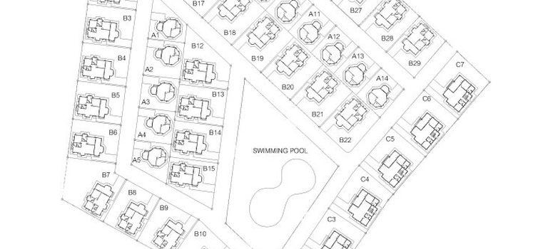 Master Plan of Manora Village I - Photo 1