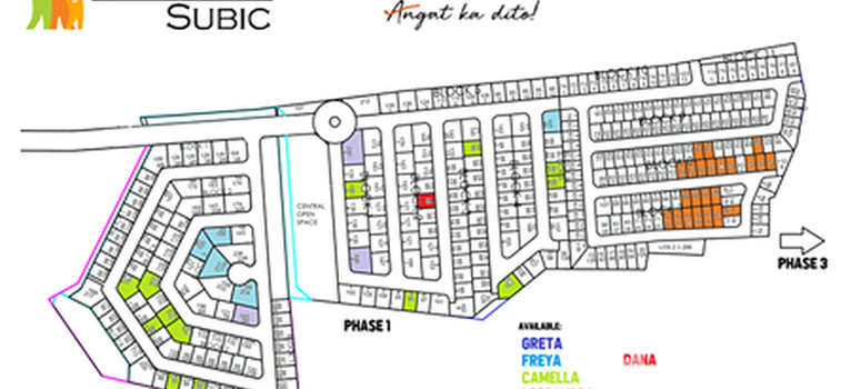 Master Plan of Camella Subic - Photo 1