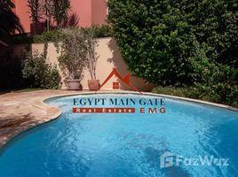 недвижимость, 3 спальни в аренду в , Cairo Furnished ground floor with a nice pool in katamey