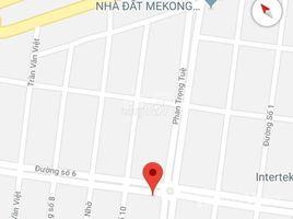 芹苴市 Phu Thu Bán nền MT đường Phan Trọng Tuệ trục chính KDC Diệu Hiền, phường Phú Thứ. DT 125m2, nền đẹp N/A 土地 售