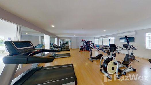 3D Walkthrough of the Communal Gym at D.S. Tower 2 Sukhumvit 39