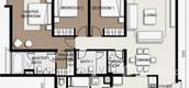 Unit Floor Plans of The Vista