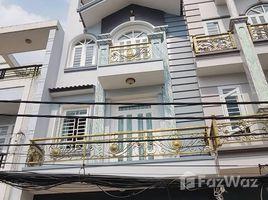 4 Bedrooms House for sale in Tan Tao A, Ho Chi Minh City BÁN NHÀ TỈNH LỘ 10 (2 MẶT TIỀN) - PHƯỜNG TÂN TẠO - QUẬN BÌNH TÂN, GIÁ 5,2 TỶ