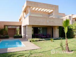 3 غرف النوم فيلا للبيع في NA (Machouar Kasba), Marrakech - Tensift - Al Haouz Villa 3 chambres avec piscine - Golf