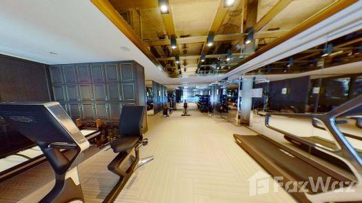 3D Walkthrough of the Communal Gym at Nivati Thonglor 23