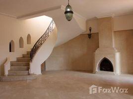 3 غرف النوم فيلا للبيع في NA (Annakhil), Marrakech - Tensift - Al Haouz Villa en vente dans un domaine sécurisé