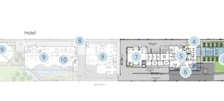 Master Plan of Veranda Residence Pattaya - Photo 1