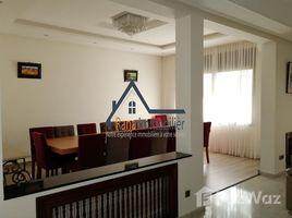 недвижимость, 6 спальни в аренду в Na Agdal Riyad, Rabat Sale Zemmour Zaer villa meublée à louer sur Souissi