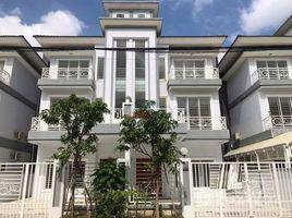 8 Bedrooms Villa for sale in Phnom Penh Thmei, Phnom Penh ផ្ទះវីឡាភ្លោះពីរជាប់គ្នា សំរាប់លក់ក្នុងបុរី ឡា សែនសុខ