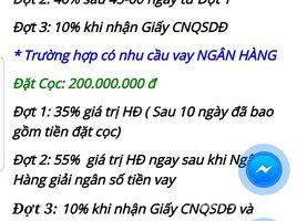 平陽省 Dong Hoa Nhà 3 tầng Võ Thị Sáu 4,1 tỷ, mới XD, NH hỗ trợ, sổ hồng riêng. LH +66 (0) 2 508 8780 để xem nhà 3 卧室 屋 售