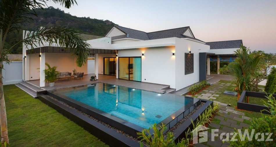 The best investment projects in Hua Hin - Sivana HideAway
