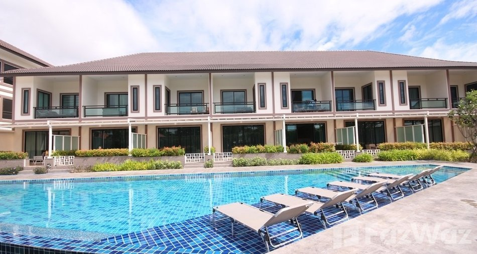 The cheapest residential projects in Hua Hin - Riviera Pearl