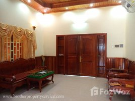 3 Schlafzimmern Immobilie zu vermieten in Svay Dankum, Siem Reap The lovely 3 bedrooms Villa for rent with garden