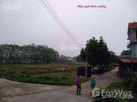 N/A Land for sale in Hiep Thuan, Hanoi Bán đất chân cầu Phùng, hướng Đông Bắc