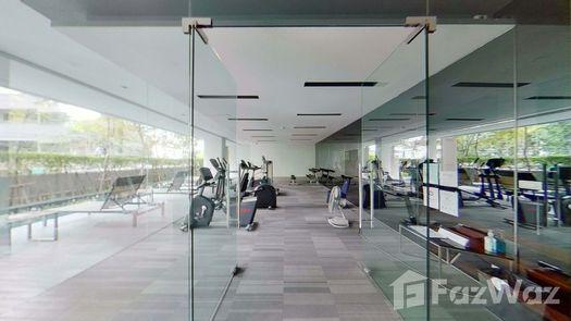 3D Walkthrough of the Communal Gym at Via 31