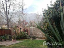 4 Bedrooms House for rent in San Jode De Maipo, Santiago Penalolen