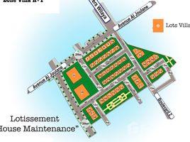 N/A المالك للبيع في NA (Tetouan Al Azhar), Tanger - Tétouan Lot de terrain pour villa à Aïn Melloul
