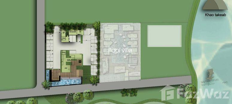 Master Plan of The Sanctuary Hua Hin - Photo 1