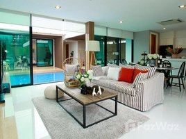 3 Bedrooms House for rent in Na Chom Thian, Pattaya Movenpick Pool Villas
