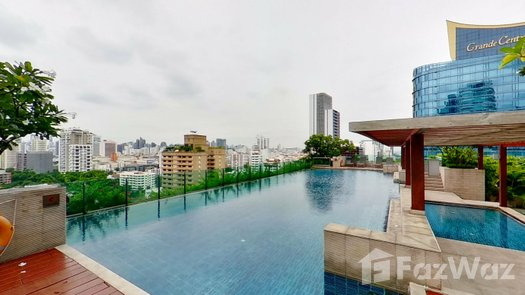 3D Walkthrough of the Piscine commune at Eight Thonglor Residence
