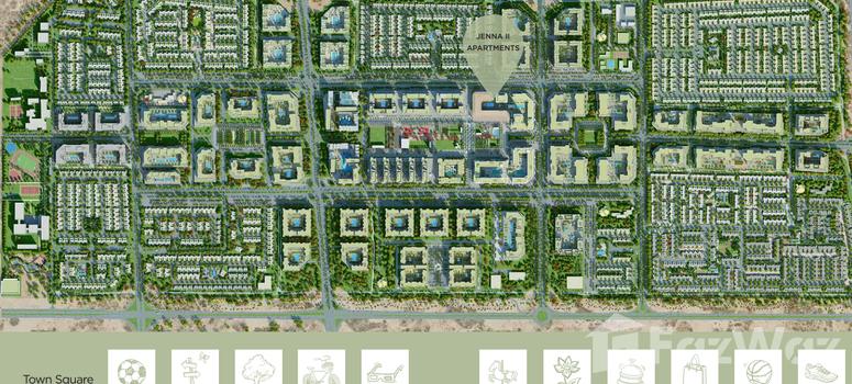 Master Plan of Jenna Main Square 1 - Photo 1