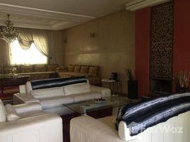 4 غرف النوم فيلا للبيع في NA (Hamrya), Meknès - Tafilalet A vendre, une très belle villa située dans le quartier EL MENZEH