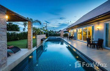 The Ville Jomtien in Huai Yai, Pattaya